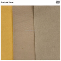 twill chiffon plain dyed fabric curtain price latest designs for women