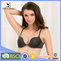 Hot Romantic Elegant Sexy Girls Innerwear Bra Push Up Bra