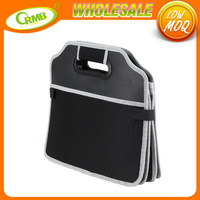 Wholesale folding car trunk organizer box car boot organizers