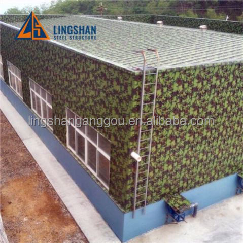 Alli Baba Com Good Service Experienced Pre Manufactured large span warehouse storage facility
