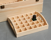 New Design Wooden Storage Box for Essential Oil Aromatherapy Bottles