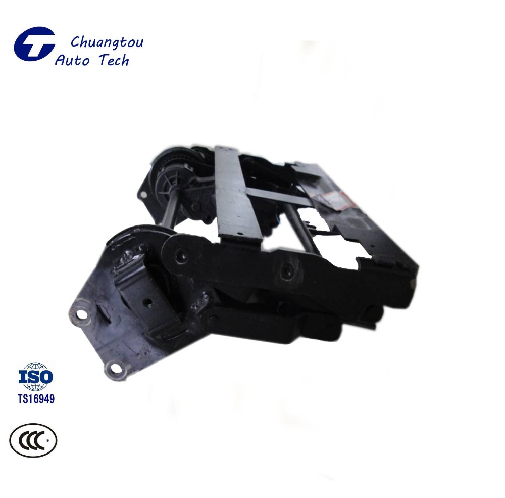 Adjustable Car Seat Footrest Mechanism For Modified Suv Mpv