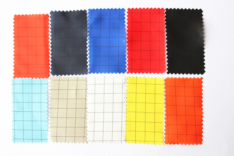 High quality Polyester material antistatic soft hand taffeta fabric from jiangsu textile
