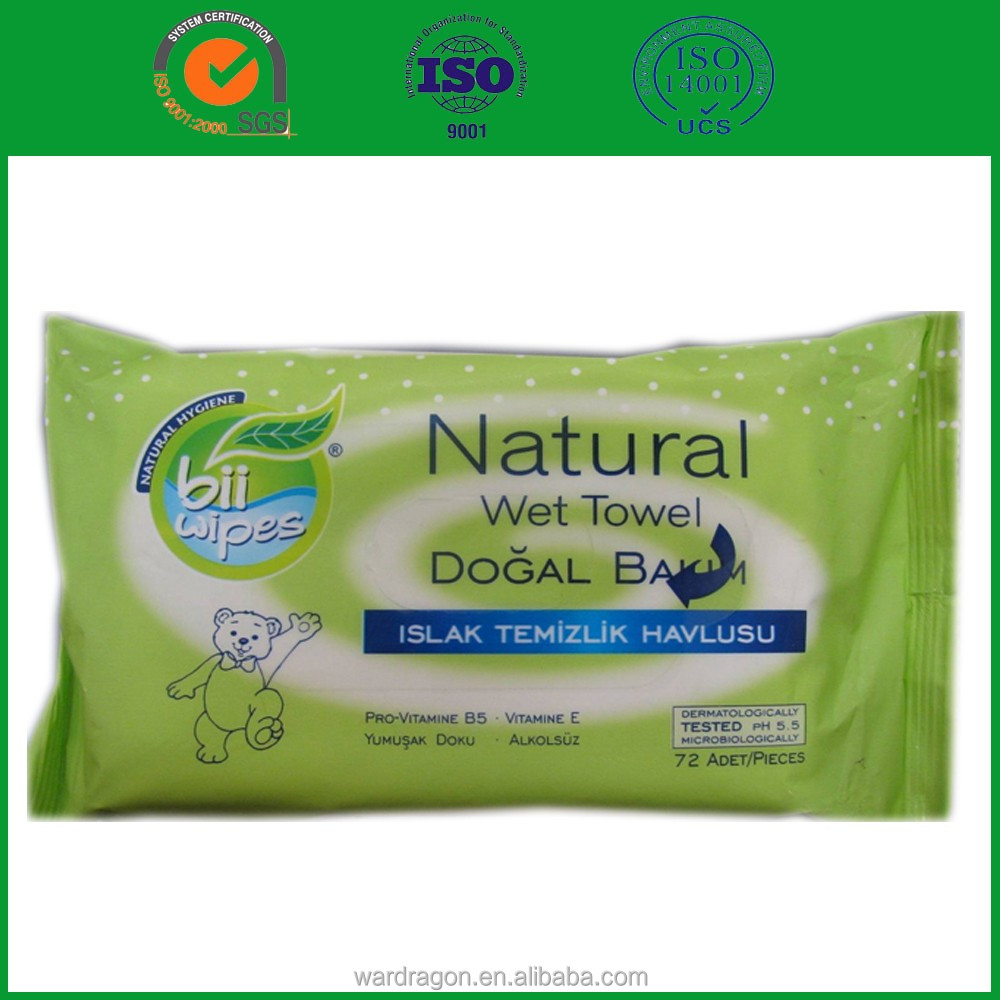 Latest design China cleaning wet wipes for baby sensitive skin