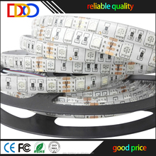 12v 5050 flexible led strip 60leds/m 120leds/m 30leds/m with very good factory bottom price