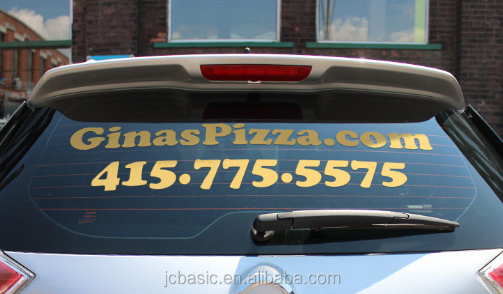 List Manufacturers Of Custom Window Stickers Buy Custom Window - Car window stickers printing