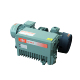 XD-100 small electric oil vacuum pump single-stage rotary vane petrol pump machine price