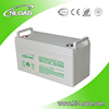 12V high capacity 150Ah dry gel battery wholesale in Shenzhen
