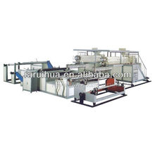 Plastic Three Layers Extrusion PE Air Bubble Film Machinery from China Manufacturer