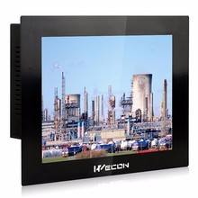 Wecon 17 inch industrial computer, tablet pc,win7,win10 supported