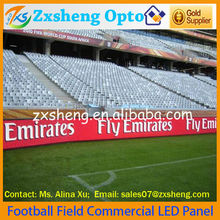 Football/Basketball Stadium Full Color Commercial LED Display Advertising Panel