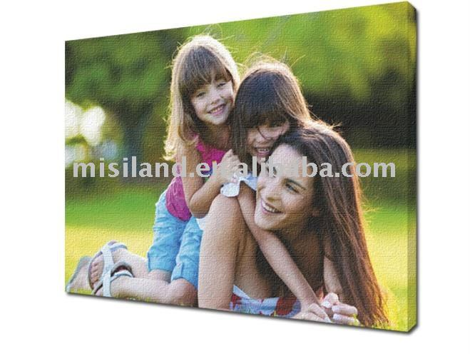 DIY photo canvas frame, promotion gift