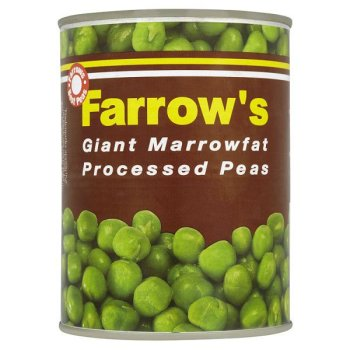 Farrow's Marrowfat Peas 538g