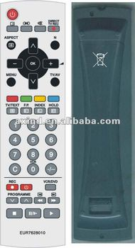 EUR7628010 remote control for Russian market