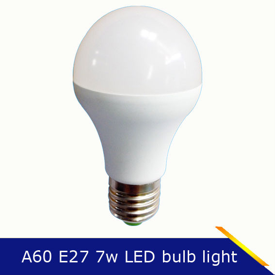 2014 top manufacturer low price 5W 7W LED bulb e27