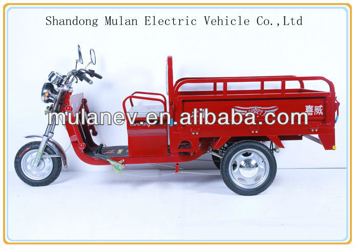 2013 Indian electric cargo tricycle, electric tricycle for carrying goods, cargo rickshaw