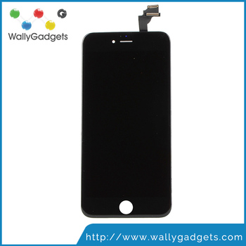 Hot Sale test one by one Tianma display assembly for iphone 6 plus lcd/digitizer complete for cellphone