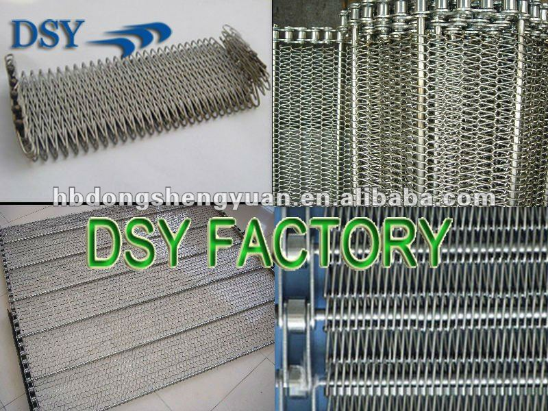 316L Chain conveyor belt mesh From DongShengYuan