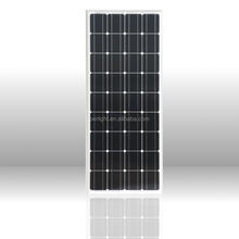 12v mono 100 watt solar panel free shipping for solar home system