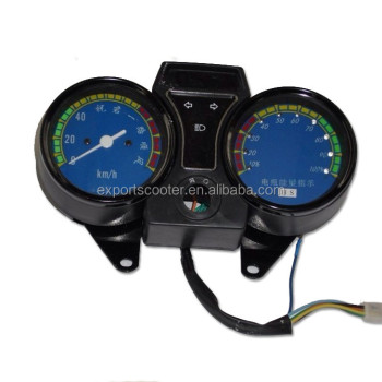 48v Meter Electric Battery Rickshaw Spare Parts Speedmeter ...