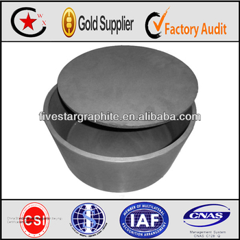 graphite crucibles melting professional graphite manufacture