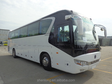 large passenger bus with vip luxury bus seat SLK6128A3