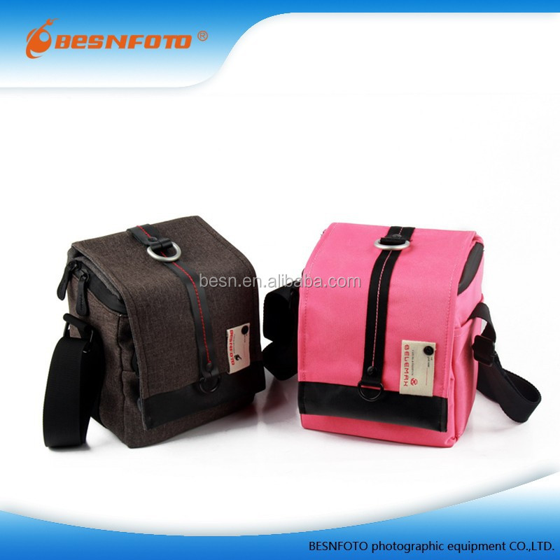 Free sample Medium Size Good quality Waterproof Nylon Dry Camera Bag dslr shoulder bag