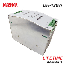WODE Mini Waterproof System Single Output 120W 24V Power Supply