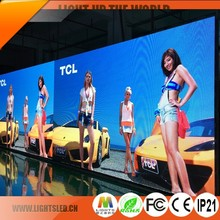 New Design Rental Led Display Indoor Outdoor Event Stage Support P4.81 P3.91 Super Slim Led Video Screen Panel