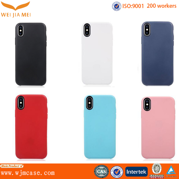 For iphone 8 Full Cover TPU Phone Case Supplier