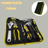 9pcs Combination Hand Tools