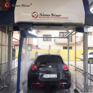 Automatic touchless car wash machines for sale high pressure washer with CE certification for cars