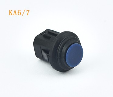 16mm power on off pushbutton switch