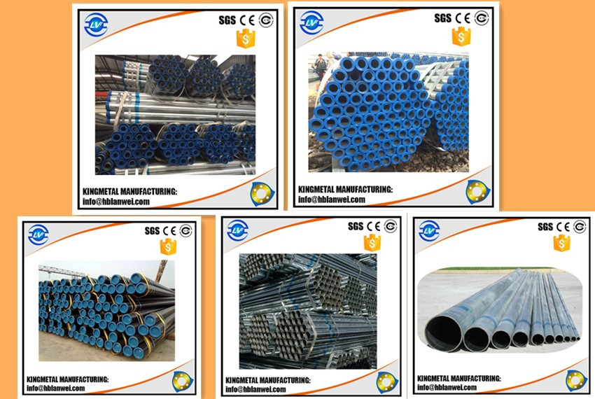 LIGHT WEIGHT PRE GALVANIZED GREENHOUSE 40*40MM STEEL PIPE