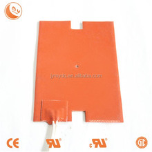 rechargeable battery heating pad,Professional custom make all kinds of silicone rubber heater