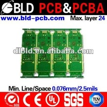 Electronic part pcb