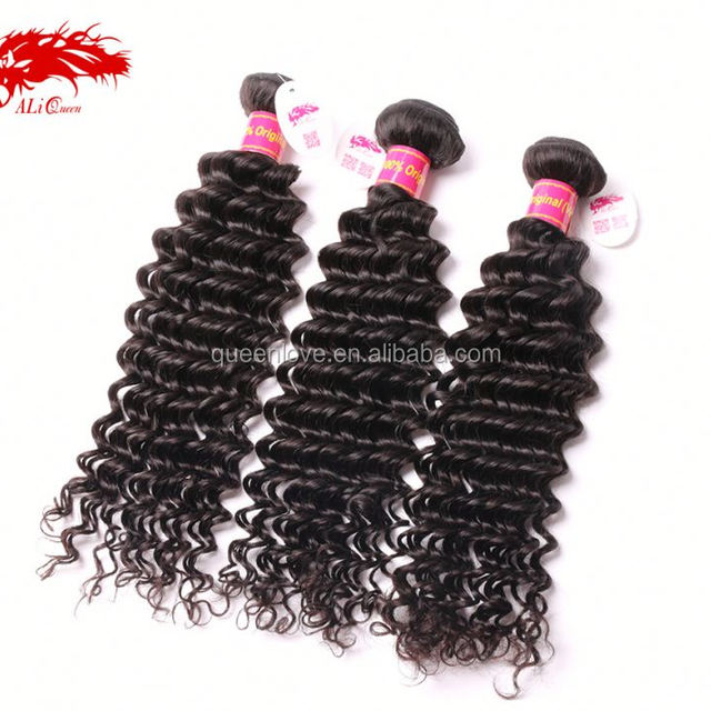 Unprocessed Needle And Thread Afro Kinky Weft Tight Curl Weaving Human Hair