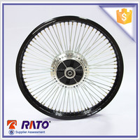 Black Chinese Aluminum Motorcycle Wheel