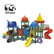 high quality playschool slide outdoor slide for kids