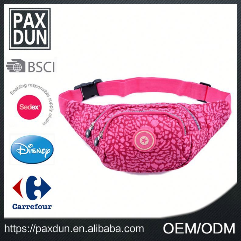 specific lightweight waist Belt pack sling bags for women