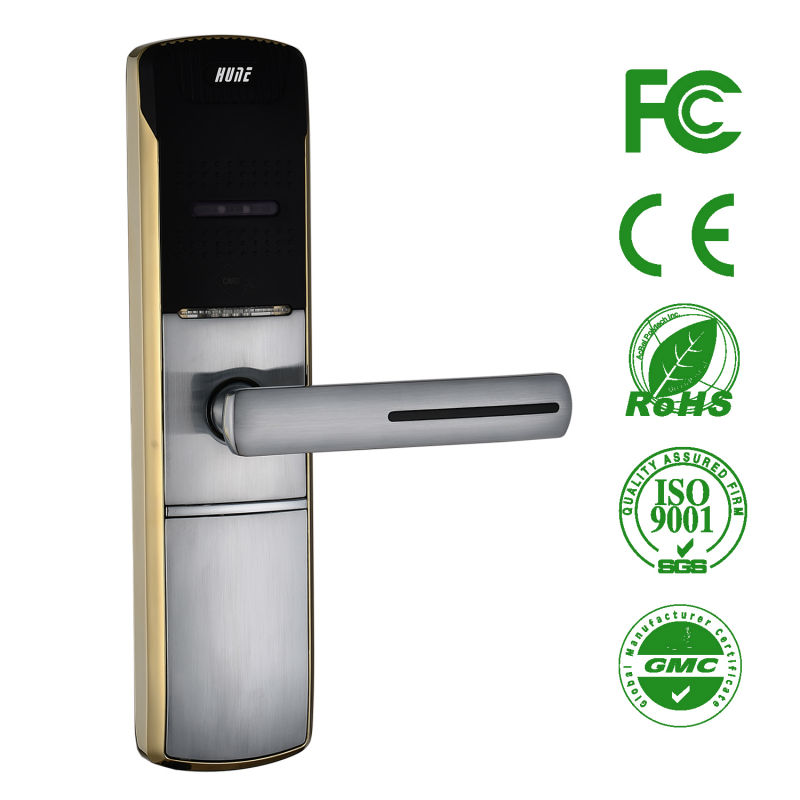 Smart RF ID automatic door locks for business