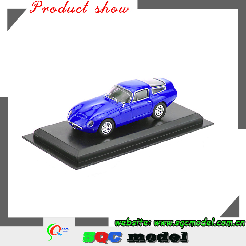 Best selling beautiful printing model car 1 43 With Good Service