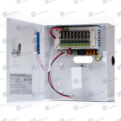 Boxed Type CCTV Power Supply 120W 12V 10A