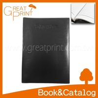Imitation Leather Dust Jacket Soft Cover Diary Journal