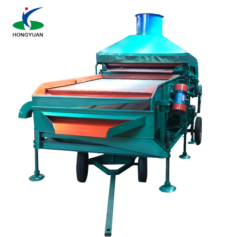 agricultural equipment , grain processing machine for seed grading