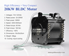 High power electric BLDC motor 20KW electric car conversion kit