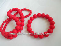 hand made bracelet made of beads hand made crocheted necklaces bamboo beads necklace bamboo shaped beads large hand