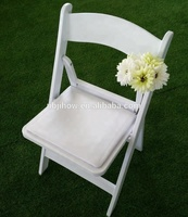 factory wholesale plastic garden resin folding chair
