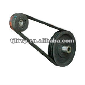 V-belt/Scored pulley (Phosphating)