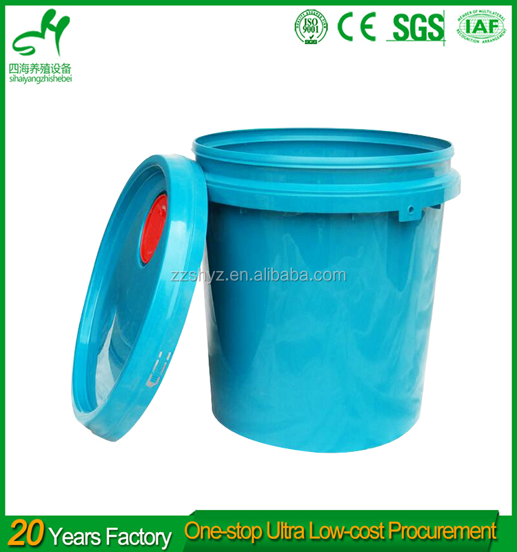High Quality Plastic Injection 20 liter plastic pail 10 gallon drum